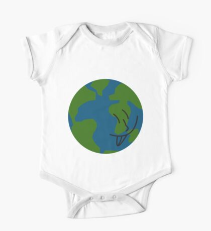 Silly Earth One Piece - Short Sleeve