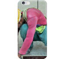 Hard Work, Hard Hat iPhone Case/Skin