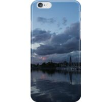 Safe Harbor After the Storm iPhone Case/Skin