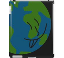 Silly Earth iPad Case/Skin