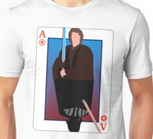 Star Wars Playing Card Unisex T-Shirt