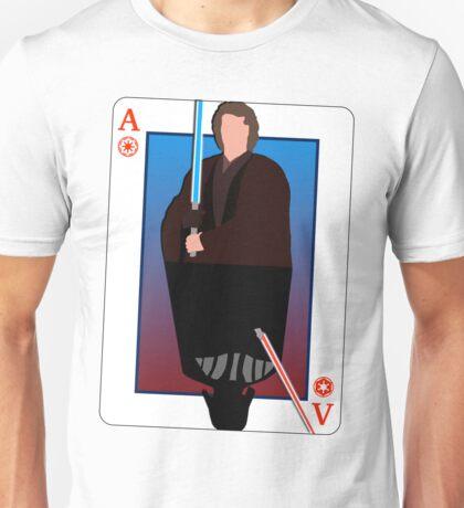 Star Wars Playing Card Unisex T-Shirt