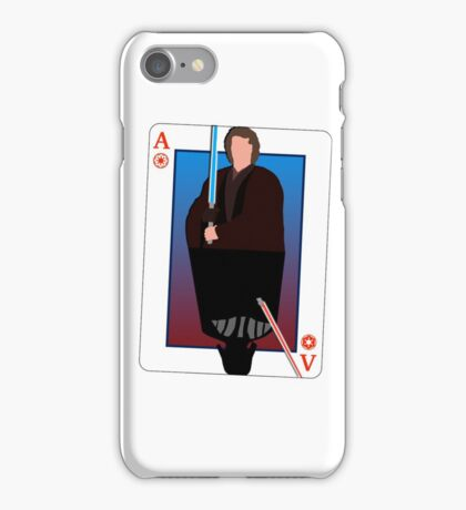 Star Wars Playing Card iPhone Case/Skin