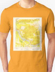USGS TOPO Map Alaska AK Big Delta B-6 354553 1949 63360 T-Shirt
