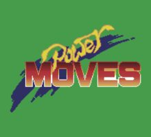 Power Moves Kids Tee