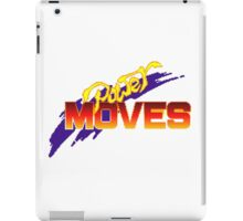 Power Moves iPad Case/Skin