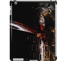 Chink in one's armour iPad Case/Skin