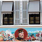 Garibaldi Tribute by phil decocco