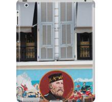 Garibaldi Tribute iPad Case/Skin