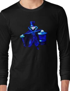 The Hatbox Ghost Long Sleeve T-Shirt