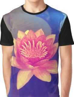 Secret Garden | Water lily Graphic T-Shirt