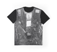 Times Square Graphic T-Shirt