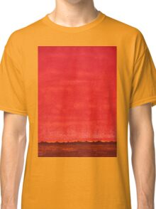 Sky High original painting Classic T-Shirt