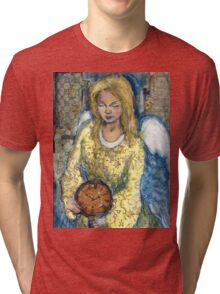 angelic time Tri-blend T-Shirt
