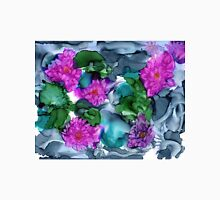 Abstract Water Lilies Unisex T-Shirt
