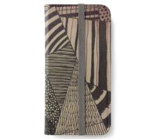 Lines iPhone Wallet/Case/Skin
