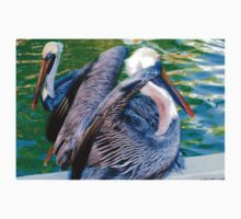 Pelicans One Piece - Long Sleeve