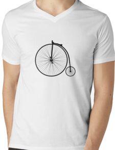 Hi wheeler Mens V-Neck T-Shirt
