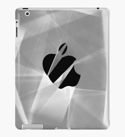 rayPad grayscale iPad Case/Skin