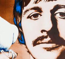 Ringo Star Sticker
