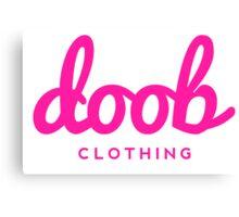 Doob Designer Canvas Print
