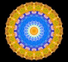 Sunrise Mandala Art - Sharon Cummings by Sharon Cummings