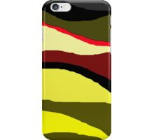 Africa abstract design by Moma iPhone Case/Skin