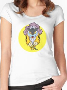Raikou Women's Fitted Scoop T-Shirt