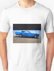 1965 Ford Mustang Convertible I Unisex T-Shirt