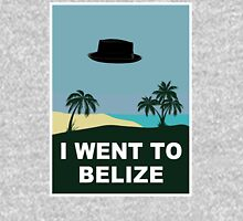 I WENT TO BELIZE (X-Files / Breaking Bad) Unisex T-Shirt