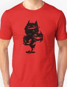 Ghost Trio Unisex T-Shirt
