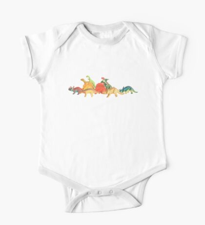 Walking With Dinosaurs One Piece - Short Sleeve