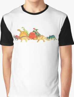 Walking With Dinosaurs Graphic T-Shirt