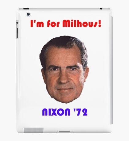 Nixon '72 iPad Case/Skin