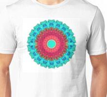 Mystic Circle Mandala - Sharon Cummings  Unisex T-Shirt