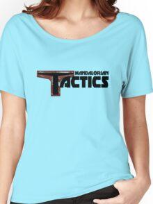 Mandalorian Tactics Podcast Gear Women's Relaxed Fit T-Shirt