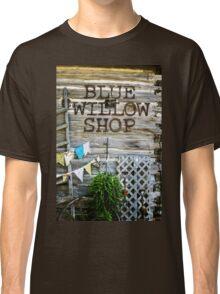 Blue Willow Shop, Door County Wisconsin Classic T-Shirt