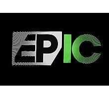 EPIC Eric Prydz radioshow Photographic Print
