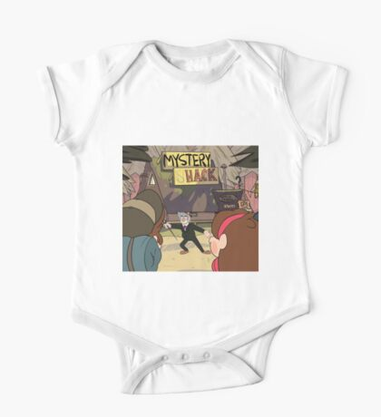 Welcome to the Mystery Shack One Piece - Short Sleeve