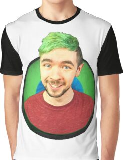 Jacksepticeye in eye Graphic T-Shirt