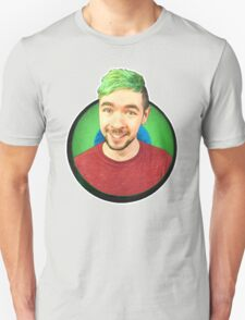 Jacksepticeye in eye Unisex T-Shirt