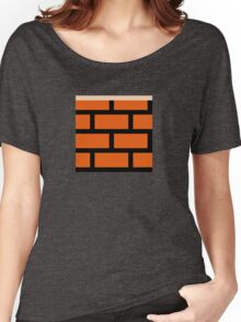 Brick Smash Women's Relaxed Fit T-Shirt