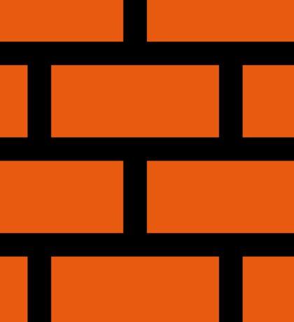 Brick Smash Sticker