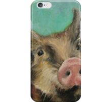 Little Piglet iPhone Case/Skin