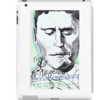 Fitzgerald iPad Case/Skin