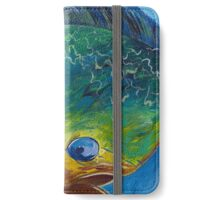 Dolphin Dreams iPhone Wallet/Case/Skin