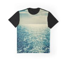 Sea sunset Graphic T-Shirt