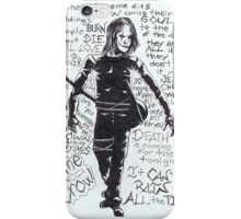 the Crow iPhone Case/Skin