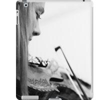 Hardanger Fiddle iPad Case/Skin