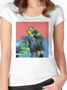 Bonnie and Clyde 2 Women's Fitted Scoop T-Shirt